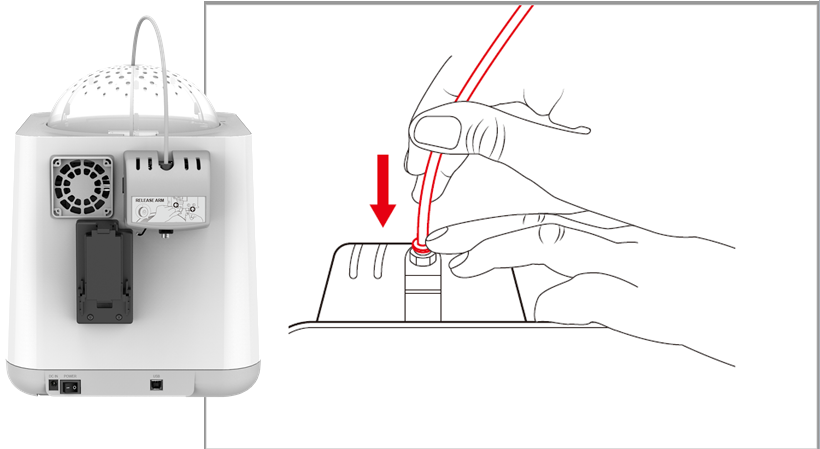 install filament