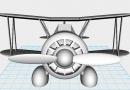 XYZmaker tutorial – Airplane part 5