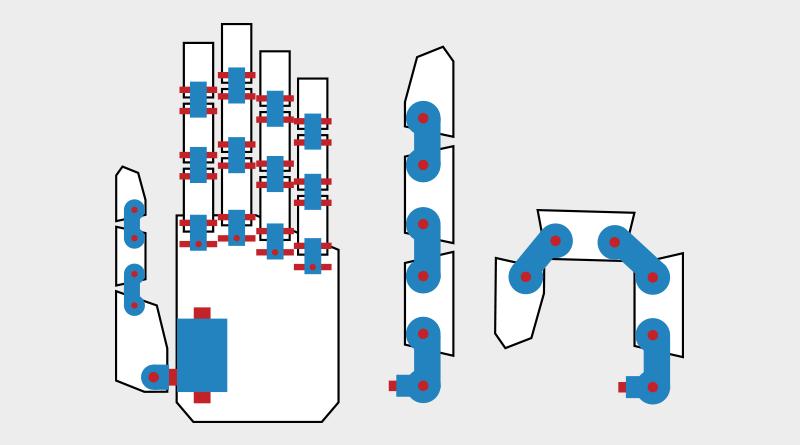 XYZmaker tutorial – Robot Hand part 1